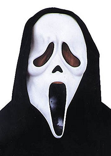 Scream Mask Halloween Costume - Most Adults