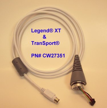 Intelect Legend XT * TranSport Ultrasound Applicator Replacement Cable PN# CW27351