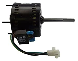 Broan L100 Replacement Vent Fan Motor # 99080481 1.0 amps, 1650 RPM, 120 volts from nutone Broan