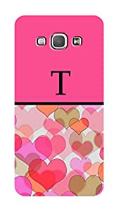 SWAG my CASE PRINTED BACK COVER FOR SAMSUNG GALAXY A8 Multicolor