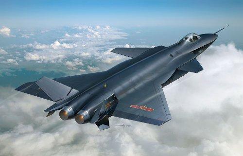ドラゴン 1/144 J-20 中国空軍 ステルス戦闘機