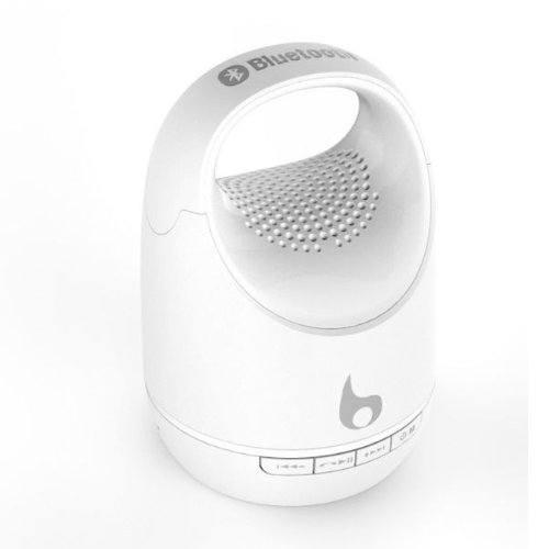 Portable Mini Bluetooth Speaker - White