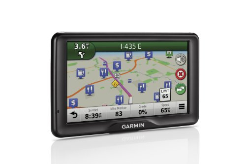 Garmin Dezl 760LMT 7-Inch Bluetooth Trucking GPS with Lifetime Maps & Traffic (Discontinued by Manufacturer)