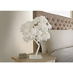 32 LED Rose Tree Lamp - VERY ATTRACTIVE - - FREE DELIVERY.