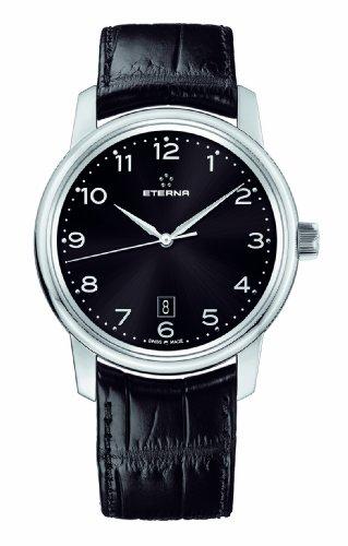 Eterna-Hombre 8310.41.44.1175Soleure Acero Inoxidable Reloj Automático