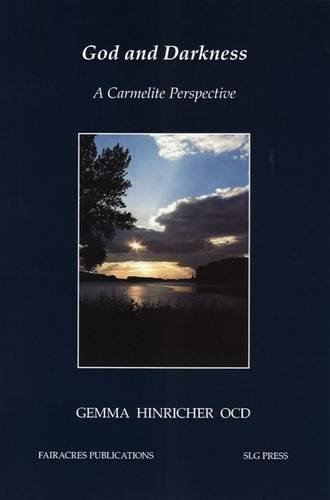 God & Darkness (Fairacres Publications), Gemma Hinricher