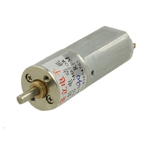 30rpm 12v 0 5a high torque mini electric dc geared motor for Small electric motor parts