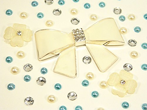 Zbella DIY 3D Bling Cell Phone Case Deco Kit,