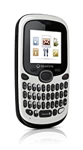 Vodafone VF345 Pay As You Go Handset - White