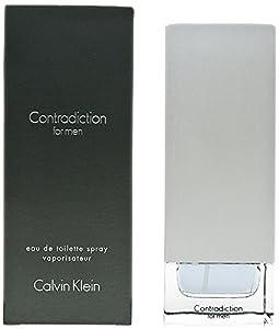 Calvin Klein Contradiction Eau de Toilette for Men - 100 ml