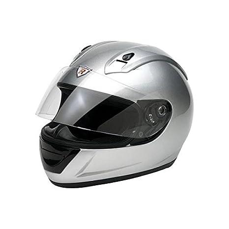 Bottari Moto 64538 Casque Vandal, Gris, Taille : S