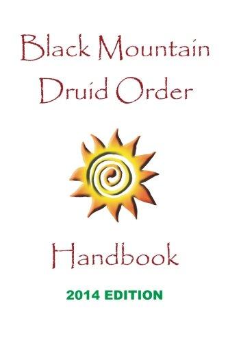 Black Mountain Druid Order Handbook