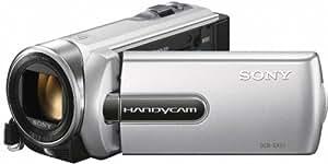 Sony DCR-SX21 - Videocámara, color plata