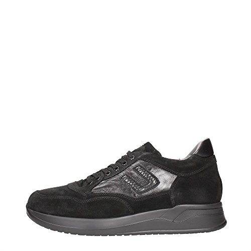 4US CESARE PACIOTTI MMDU4 Sneakers Uomo Crosta Nero Nero 40