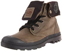 Hot Sale Palladium Men's Baggy Leather Boot,Chinchilla,10 M US