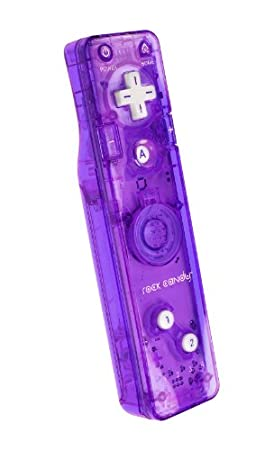Rock Candy Wii Gesture Controller - Purple