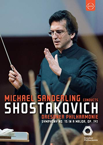 DVD : MICHAEL SANDERLING - Michael Sanderling Conducts Shostakovich