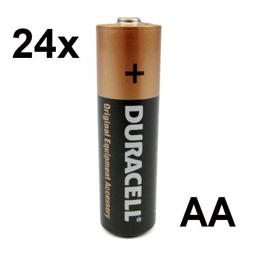 Duracell MN1500 Alkaline OEA (AA / Mignon, 24-pack)
