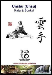 Amazon.com : Unshu (Unsu) kata history and bunkai : Sports