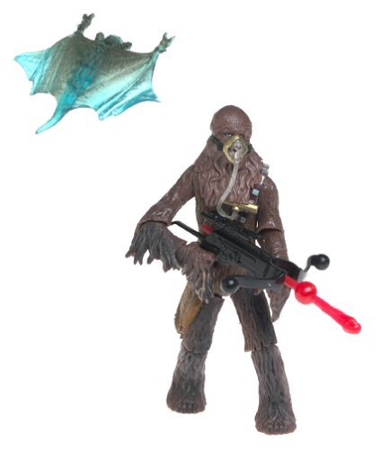 Star Wars Episode 2 Chewbacca by Hasbro - Mynock Hunt