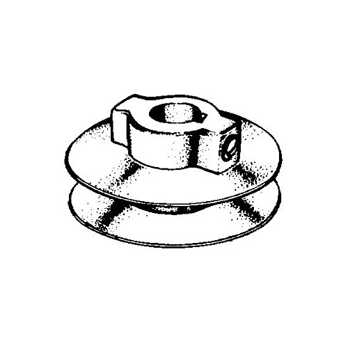 Chicago Die Casting #300A5 1/2X3 Pulley