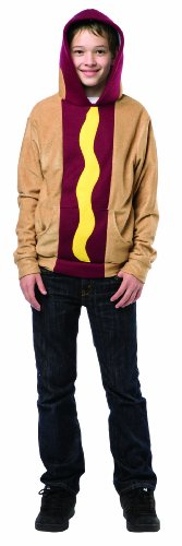 Rasta Imposta Juniors Hoodie Hot Dog