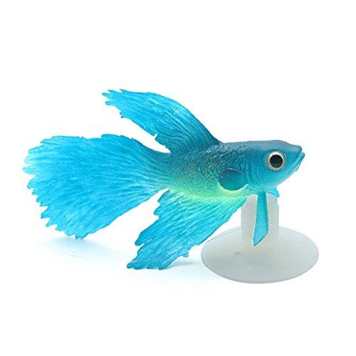 Five Season Fluorescent Simulation Goldfish Aquarium Decorations With Sucker Cup For Fish Tank