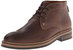 1883 by Wolverine Men\'s Francisco Fashion Sneaker,Dark Brown,9.5 M US