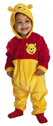Disney's Winnie The Pooh Toddler Costume 12-18 Mos