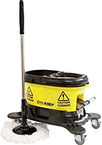 Amazon Com Cyclomop 174 Commercial Spinning Spin Mop With