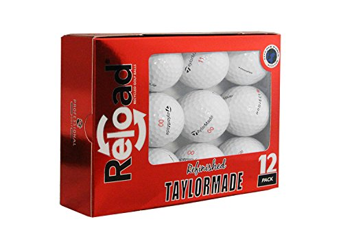 TaylorMade Project (a) Refinished Golf Balls (One Dozen) Packing May Vary (Project A Taylor Made compare prices)