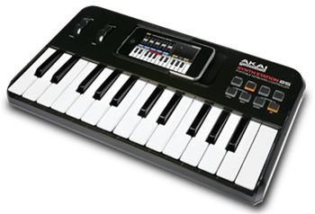 Akai Professional.LP iPhone/iPod touch用キーボード・コントローラー SYNTHSTATION25 XAKA002526