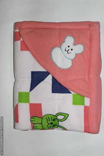 Excellent Jiffy Hooded New Born Baby Blanket