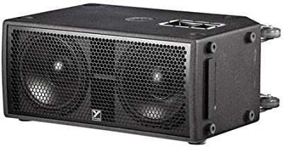 Yorkville PSA1S Compact Full Range Active Subwoofer by Yorkville