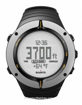 Suunto Core Extreme Collector's Edition Watch with Altimeter, Barometer, Compass, and Depth Measurement