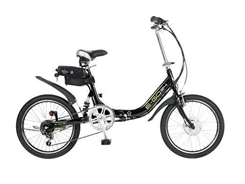 Electric Bike Viking Eco Stepper Folding Electric Bike