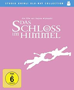 Das Schloss im Himmel (Studio Ghibli Blu-ray Collection) [Blu-ray]