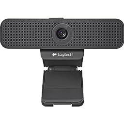 Logitech - C920-C Cisco 1080P Hd Webcam \