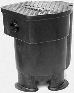 Savio engineering f200 livingponds versatile for 2000 gallon pond pump