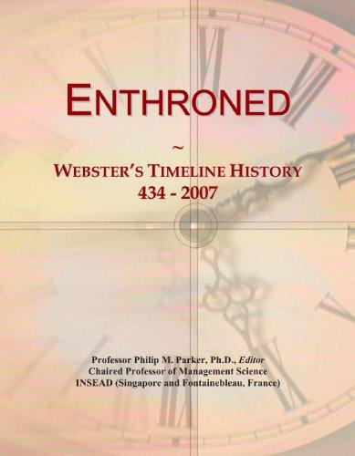 Enthroned: Webster's Timeline History, 434 - 2007