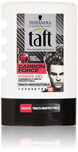 Testanera - Power Gel Micro Fibre di Carbonio, Leggerezza e Tenuta Indistruttibile - 300 ml