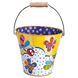 Summer Bugs Tin Pail