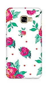 Amez designer printed 3d premium high quality back case cover for Samsung Galaxy C5 (Art colorful)