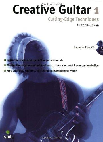 Creative Guitar 1: Cutting-Edge Techniques (Guitar Edge compare prices)