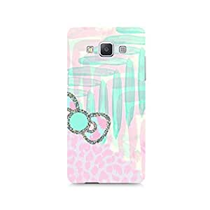 TAZindia Printed Hard Back Case Mobile Cover For Samsung Galaxy A7
