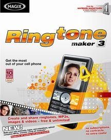 RINGTONE MAKER 3 (WIN 2000,XP,VISTA)