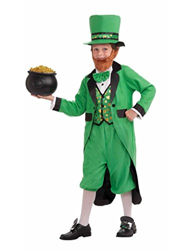 Mygem (Adult Shamrock Suit And Tie Costumes)