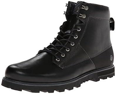 Volcom Men's Smithington Snow Boot,Black,7 M US