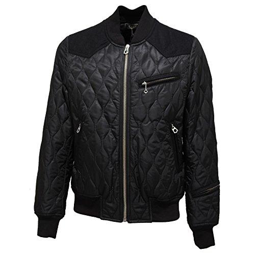 8210L giubbotto uomo nero CYCLE giacche jackets men [L]