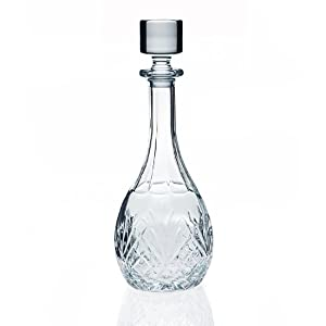 Godinger 25756 Shannon Glassware Shannon 900 ml Wine Decanter, by Godinger